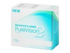 Bausch & Lomb PureVision 2 HD (6 čoček)