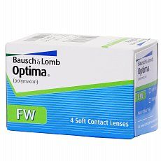Bausch and Lomb Optima FW (4 čočky)