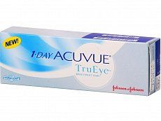 Johnson & Johnson 1 Day Acuvue TruEye (30 čoček)