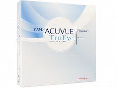 Johnson & Johnson 1 Day Acuvue TruEye (90 čoček)