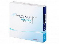 Johnson & Johnson 1 Day Acuvue Moist (90 čoček)