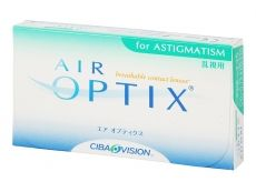 Ciba Vision Air Optix for Astigmatism (6 čoček)