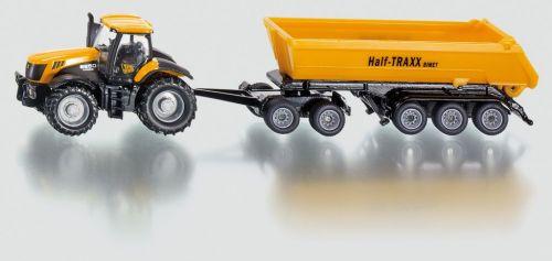 SIKU Traktor se sklápěcím přívěsem cena od 255 Kč