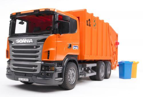 BRUDER Popeláři Scania R cena od 1029 Kč