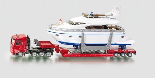 SIKU Přeprava těžkého nákladu s jachtou cena od 515 Kč