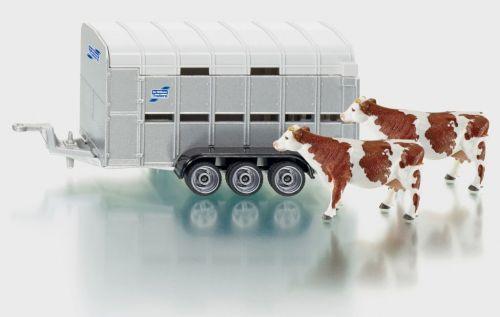 SIKU Přívěs na dobytek Ifor Williams cena od 505 Kč