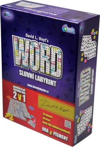 EP LINE Word, slovní labyrint