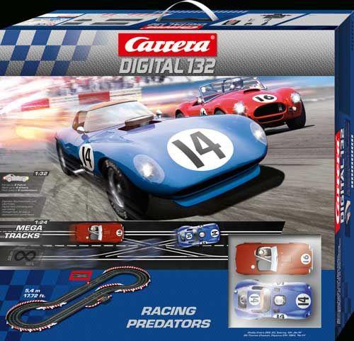 CARRERA Racing Predators 30156