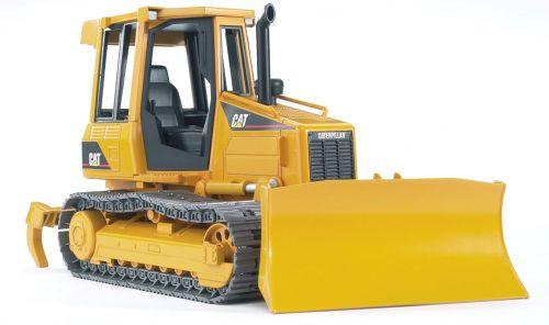 BRUDER Pásový buldozer s radlicí 1:16