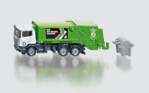 SIKU Popelářské auto Scania 1:87 cena od 235 Kč