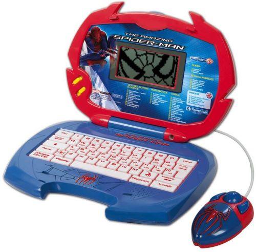 Clementoni počítač Spiderman cena od 504 Kč