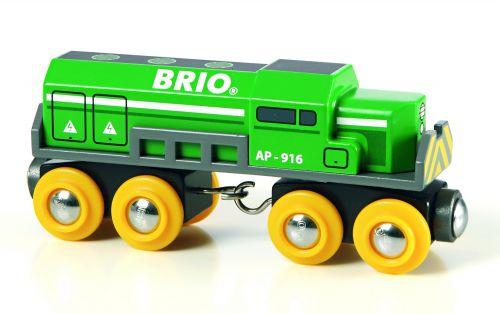 Brio Dopravní lokomotiva cena od 209 Kč