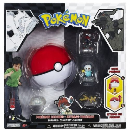 Bandai Pokémon B&W: CATCHER cena od 0 Kč