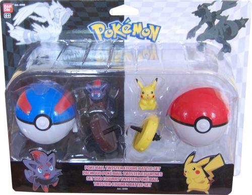 Bandai Pokémon: Duo Pack - Vystřelující Pokémon