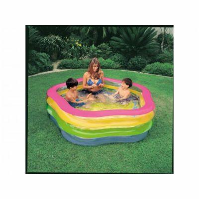 Intex Bazén kytka 185x180x53 cm