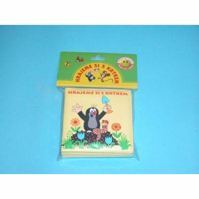 Wiky: Rozkládací knížka krtek pro nejmenší - Wiky cena od 90 Kč