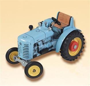KOVAP 0384 - Traktor Zetor 25