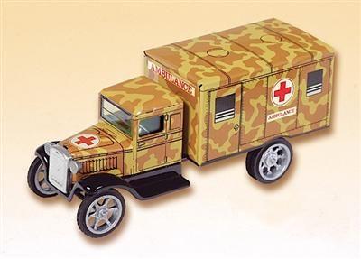 KOVAP 0605 - Hawkeye - pouštní sanita cena od 269 Kč