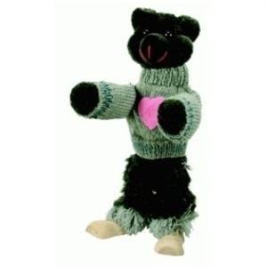 """Woody 50072 - Marioneta """"Junior"""" - Medvěd"""