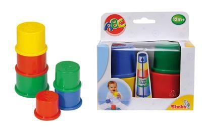 Simba S 4010981 - Dětská pyramida cena od 79 Kč