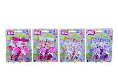 Simba Ponožky a botičky pro panenky