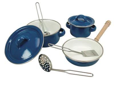 Bino Sada smaltovaného nádobí cena od 394 Kč