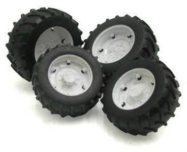 BRUDER Náhradní kola k traktoru Steyer cena od 139 Kč