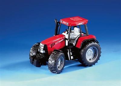BRUDER Traktor Case cena od 404 Kč