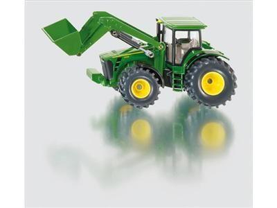 SIKU Farmer Traktor John Deere s předním nakladačem 1:50 cena od 325 Kč