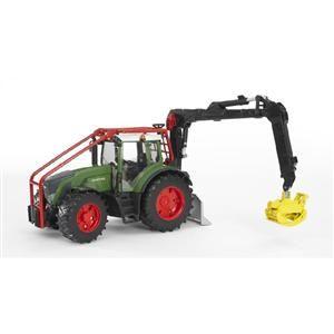 BRUDER Lesní traktor FENDT