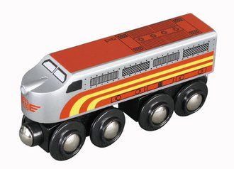 MAXIM Lokomotiva Santa Fe