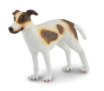 Mac Toys Anglický chrt štěně (88188) cena od 45 Kč