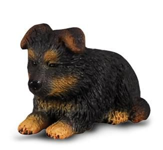 Mac Toys Německý ovčák štěně (88085) cena od 25 Kč