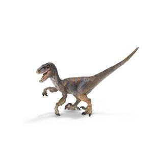 Schleich Velociraptor s pohyblivou čelistí (14524)