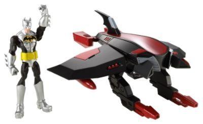 MATTEL Batman Figurka a vozidlo cena od 649 Kč