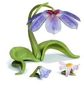 Schleich Elfí květinový deštník s květy 42038 cena od 419 Kč
