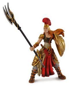 Mac Toys Athena bohyně moudrosti 88435