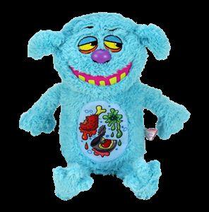 Alltoys Stinky Little Trash Monsters 37 cm cena od 691 Kč