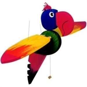 Woody Létací papoušek 50 cm cena od 279 Kč