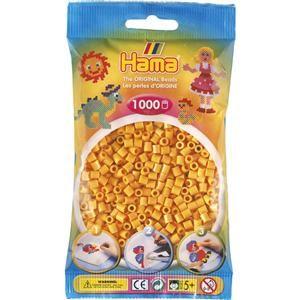 Hama Medově hnědé korálky (H207-60) cena od 48 Kč