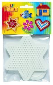 Hama Podložky hvězda,srdce (H4452) cena od 49 Kč