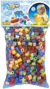 Hama Mix korálků MAXI v sáčku 500 ks (H8473) cena od 217 Kč