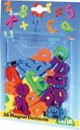 LENA Magnetická písmenka (65745) cena od 65 Kč
