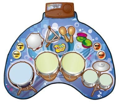 Škola hudby - bicí