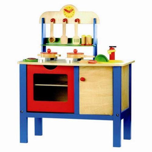 Bino Dětská kuchyňka s příslušenstvím cena od 1329 Kč