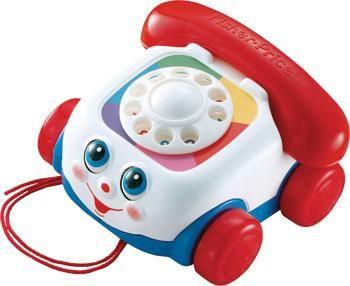 Fisher-Price Tahací telefon cena od 295 Kč
