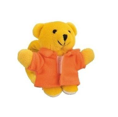 Canpol babies plyšové chrastítko na ruku medvídek cena od 0 Kč
