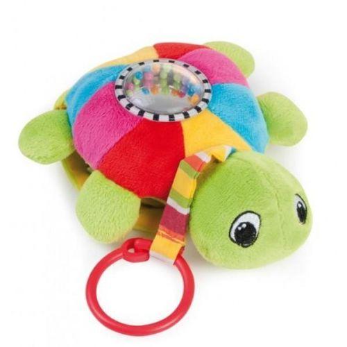 Canpol babies plyšová edukační hračka želva