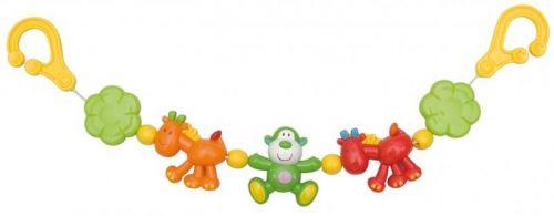 Canpol babies chrastítko do kočárku žirafy a opičky cena od 129 Kč