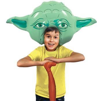 PRIME Star Wars Airhedz Yoda